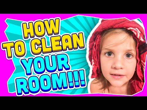 How to Clean Your Room-Room Cleaning DIY Secret Hack|Best Way To Clean Your Room Funniest Tips-2019