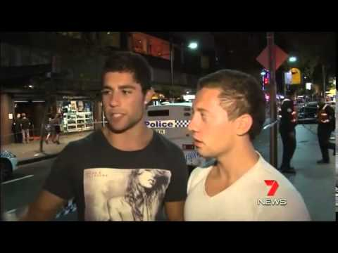 Man Shot In Strip Club - Kings Cross, Sydney (2012)