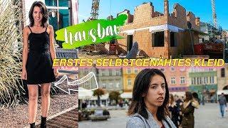Mein GLAUBE & das ERSTE selbstgenähte KLEID  Hausbau Vlog #182