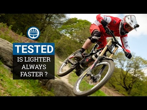 Tested - Is Lighter Always Faster?