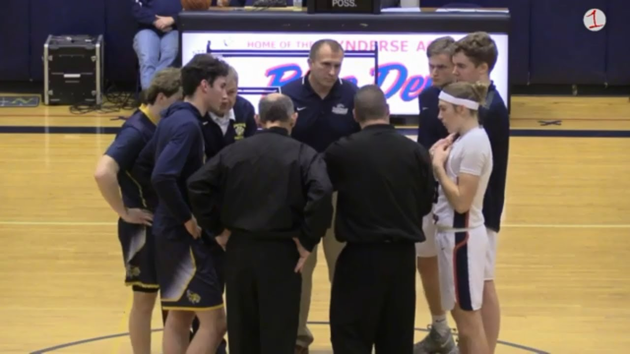 WEBCAST REPLAY: Marcus Whitman takes on Mynderse in Seneca Falls (FL1 Sports)