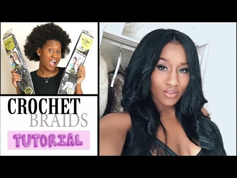 2018 Crochet Braids Tutorial