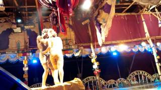 konark gana natya waste hot dance