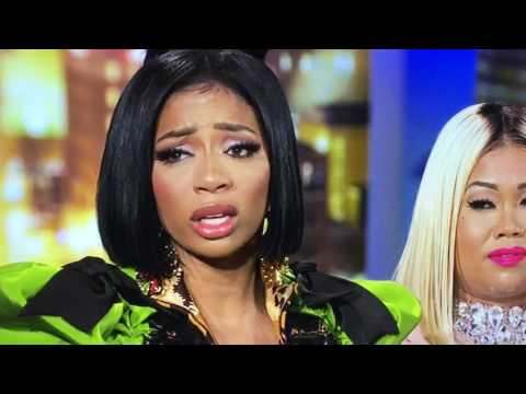 LOVE & HIP HOP ATLANTA REUNION P1 Snippet...TOMMIE VS KARLIE RED...My Commentary