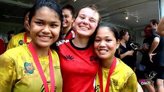 2018 All Girls Rugby Tour to Singapore: Matchday