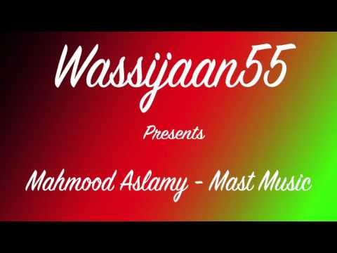Mahmood Aslamy - Mast Music - Live