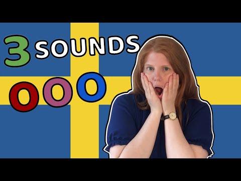 How To Say O 🇸🇪 | Learn Swedish In A Fun Way!