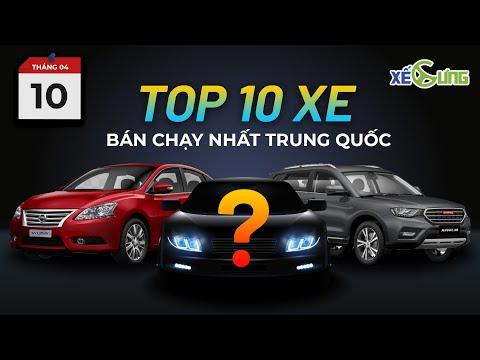 Top 10 xe ô tô bán chạy nhất Trung Quốc năm 2019 (Zotye Z8 không có mặt)