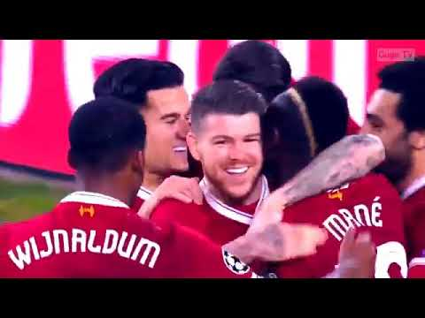 Sevilla 3-3  Liverpool   UCL 2017 2018   Highlights English Commentary HD