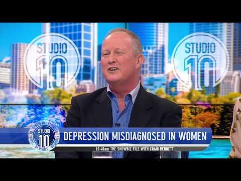Depression Misdiagnosed In Women | Studio 10