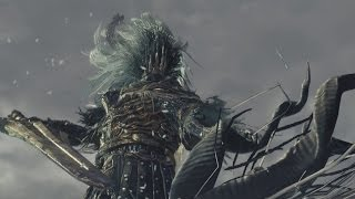 Dark Souls 3 Nameless King Boss Fight