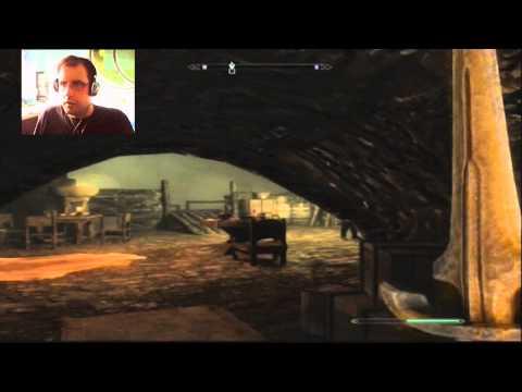 Skyrim Episodio 10: Matanzas épicas con la espada, Rescate y !OTRA MISIÓN EN A TOMAR POR SACO!
