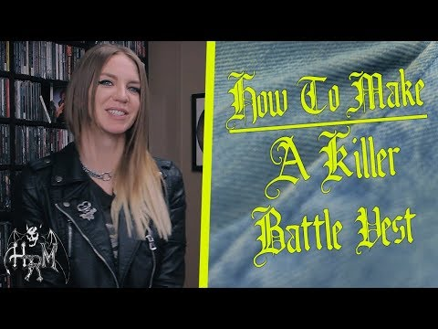 How To Make A Battle Vest + Killer Vests Across The Globe