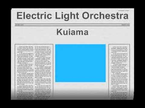 Electric Light Orchestra - Kuiama