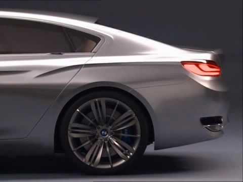2007 BMW Concept CS - YouTube