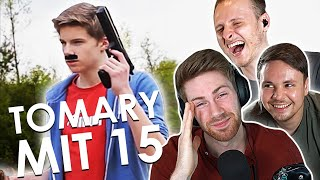 Mein alter YouTuber Kanal GELEAKED | TOMARY & @philipp.psd