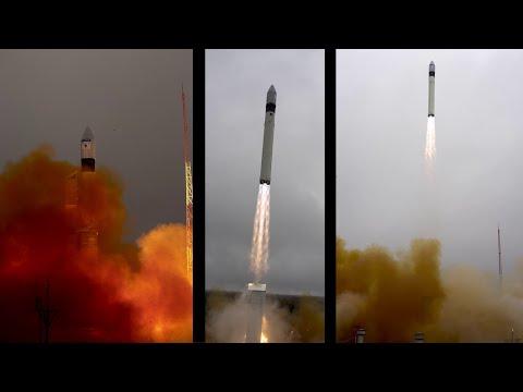 Sentinel-5P prepared for liftoff