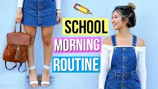 Back to School Morning Routine 2016!