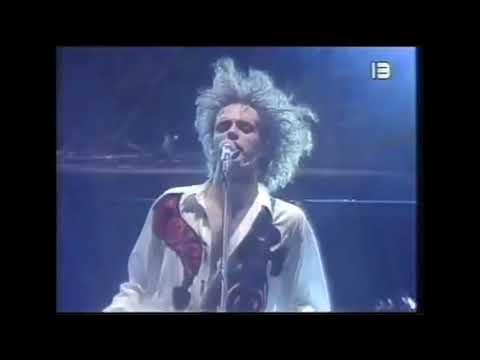 No Existes - Soda Stereo (Av. 9 de Julio) 1991