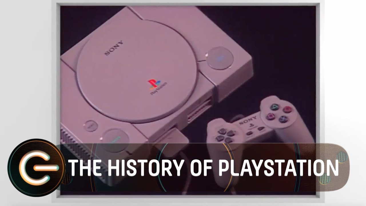The History of Playstation | The Gadget Show