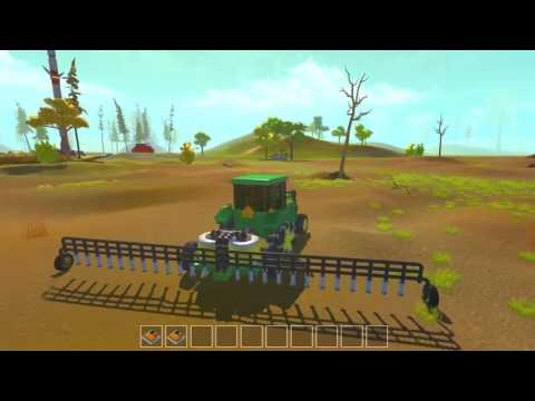 Scrap Mechanic Town  EP 148  Finishing the Farm World Download