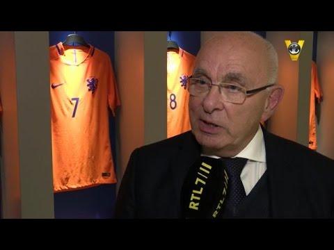 Van Praag over nieuwe voetbalpiramide - VOETBAL INSIDE