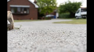 Surface dressing a street in one day