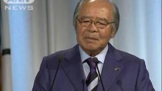 「広島と長崎の五輪共催は難しい」IOC猪谷委員(09/10/13)