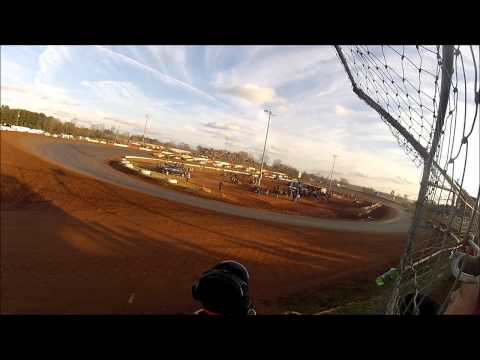 2013 Talladega Short Track - ICE BOWL - Super Late Model Feature Race