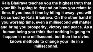 KALA BHAIRAVA STORAM