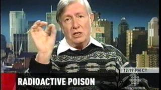 Radioactive Murder: How does polonium-210 spread ?