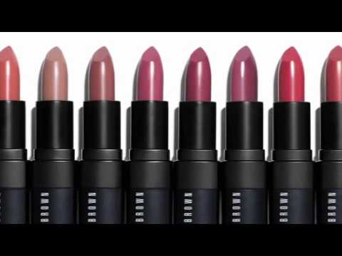 Introducing Bobbi Brown's Rich Lip Color SPF 12 - YouTube