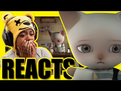 Try Not To Cry | Pipos Doll Animation Reaction | AyChristene Reacts