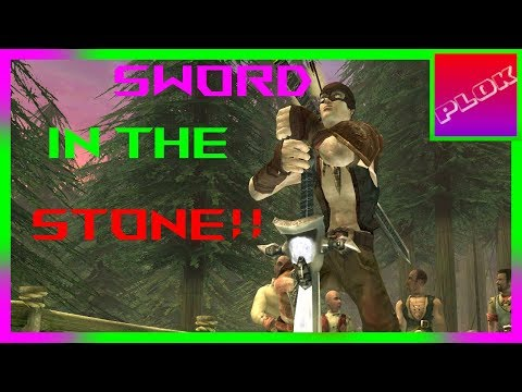 Quickest & Easiest Way To Get SWORD IN THE STONE!!! - Fable TLC