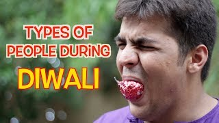 Types Of People During Diwali | Ashish Chanchla...