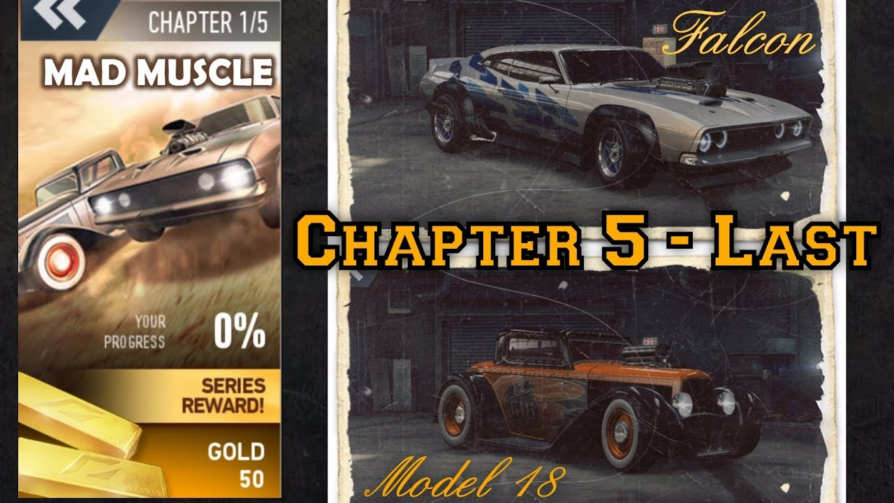 NFS No Limits | Car Series - Mad Muscle | Chapter 5 - Last (Ford Falcon XB u0026 Ford Model 18)  sc 1 st  YouTube & NFS: No Limits | Car Series - Mad Muscle | Chapter 5 - Last (Ford ... markmcfarlin.com