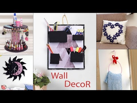 13 Ideas For Whole Home... Useful Craft From Waste Items
