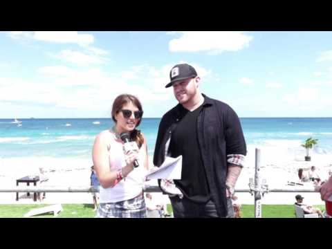 Jon Langston Chats about his Move to Nashville at Tortuga Music Festival