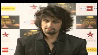 Celebrities at Big Star Entertainment Award 2012
