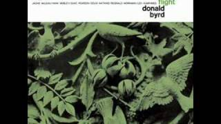 "Donald Byrd  06 ""My Girl Shirl"""