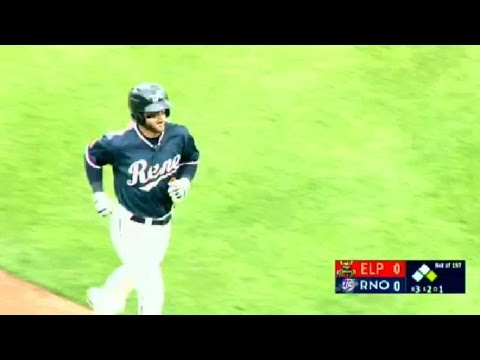 Christian Walker goes yard for the Aces