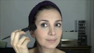 Look para pieles maduras/Maquillaje natural
