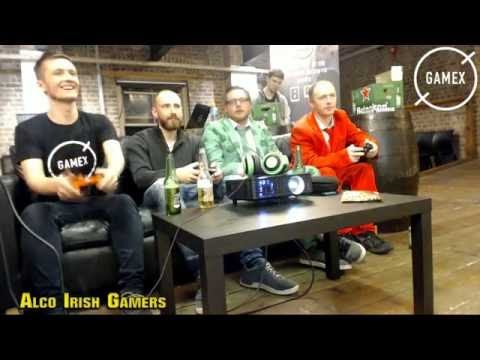 Alco Irish GameX | Jackbox   | GameX.io guys Feat. The Alco Irish Gamers!
