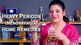 How To Cure Heavy Periods / Home Remedies For Heavy Periods @ ekunji