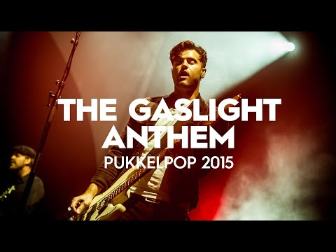 The Gaslight Anthem - 1930 // Pukkelpop 2015