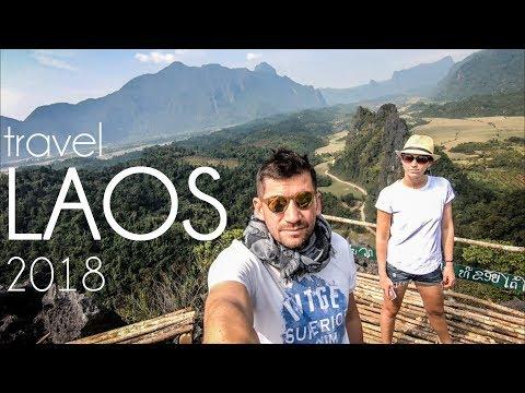 Laos  - travel video 2018
