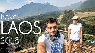 Laos  - travel video 2018