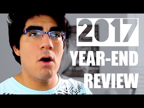 2017 Year-End Review 🕵️ w/ Adrian D. Holmes