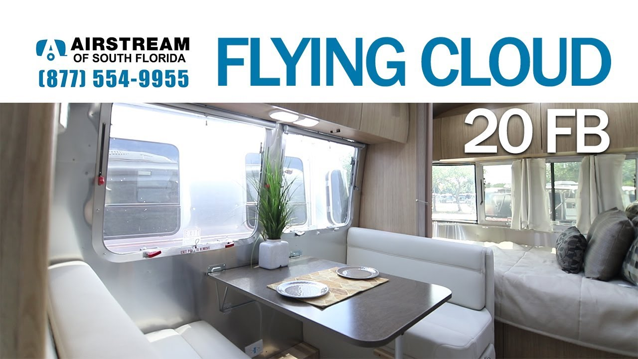 2019 Airstream Flying Cloud 20 FB Travel Trailer