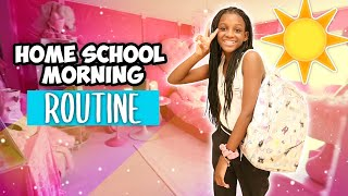 Home School Morning Routine